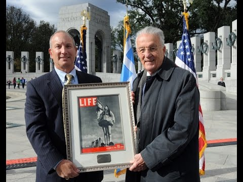 2014 WWII Ceremony - Honoring the Bouras Brothers