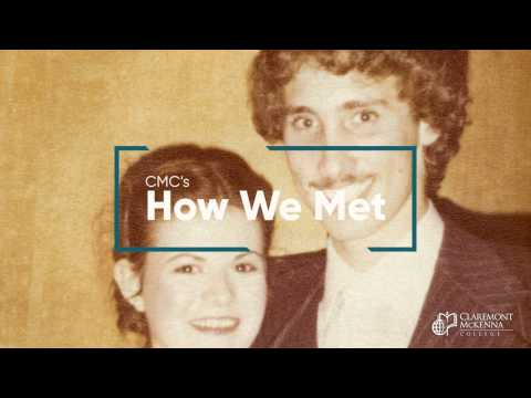 CMC's How We Met - Nohemi and Frank Ferguson '82