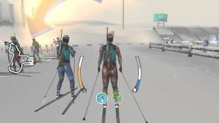 №22 Масс-старт, Анхольтц (RTL Biathlon 2009)