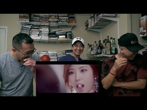 Jun Hyo Seong(전효성) - Good-night Kiss MV Reaction