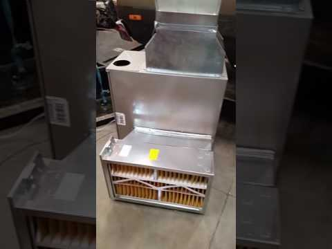 My Heat for my shop natural gas furnace converted to propane portable