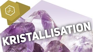 Kristallisation & Löslichkeit - Kristalle züchten - Theorie