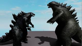 Roblox Godzilla event mesh is shitty