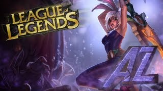 A-Z League of Legends: Riven - Baza za bazę