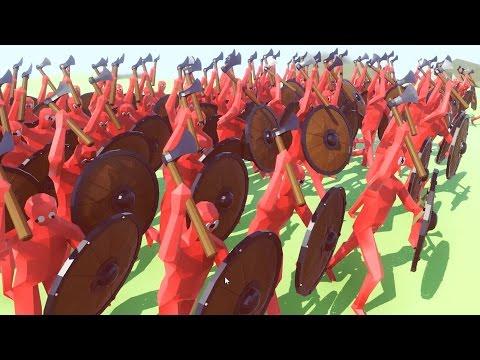 Massive Viking Army!