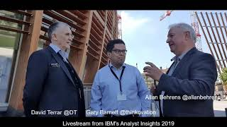 Day 1 observations of IBM Analyst Insights 2019