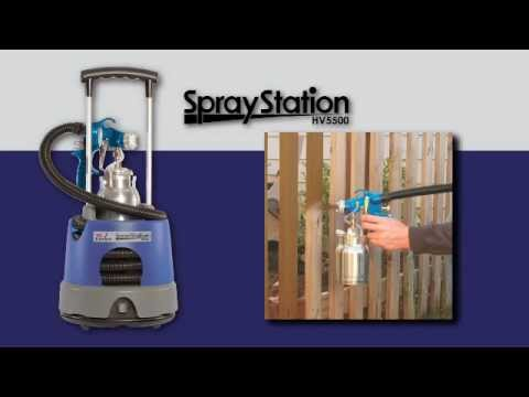 Earlex Spray Station 5500 - HVLP