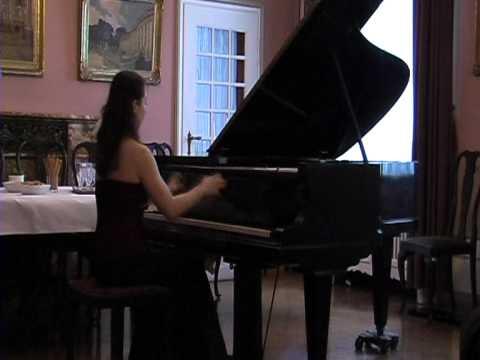 Franz Liszt Ungarische Rhapsodie NR. 15 (Rakoszi-Marsch) Piano Diana Brekalo
