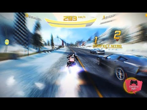 Asphalt 8 Motorbike Vs Car Hyperspeed Trials Ducati Supersport