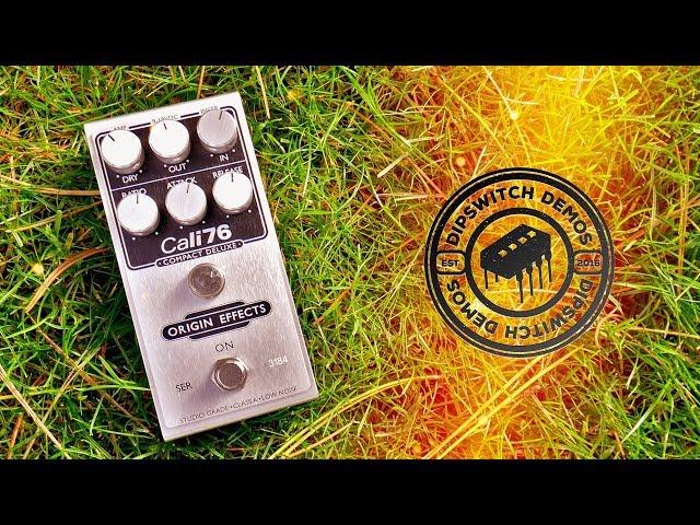 Origin Effects Cali 76 Compact Deluxe (Demo)