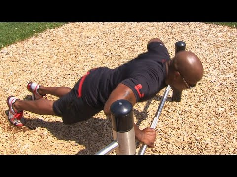 Outdoor Gym: How To Take Your Gym Routine Outdoors
