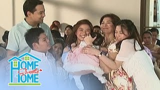 Home Sweetie Home: Baby Sam's Christening