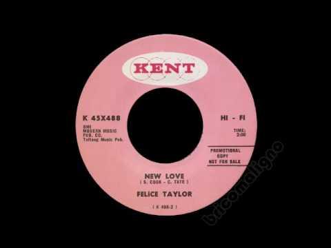 Felice Taylor - New Love