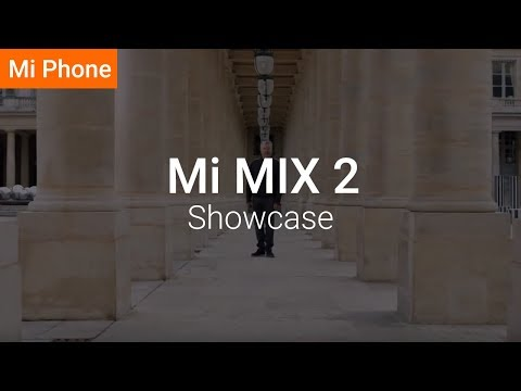 Mi MIX 2: The Inspiration to Perfection