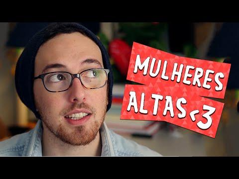 MULHERES ALTAS