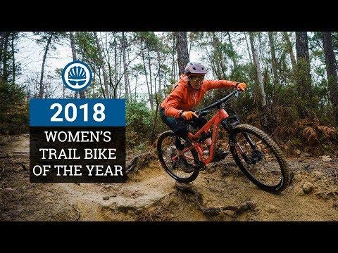 Juliana Joplin R - Women's Trail Bike Of The Year Winner 2018