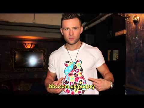 McBusted check out the new Pudsey T Shirt - LEGENDADO