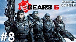 Zagrajmy w Gears 5 PL odc. 8 - Instytut badawczy Nowa Nadzieja