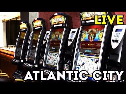 Live from Borgata in Atlantic City