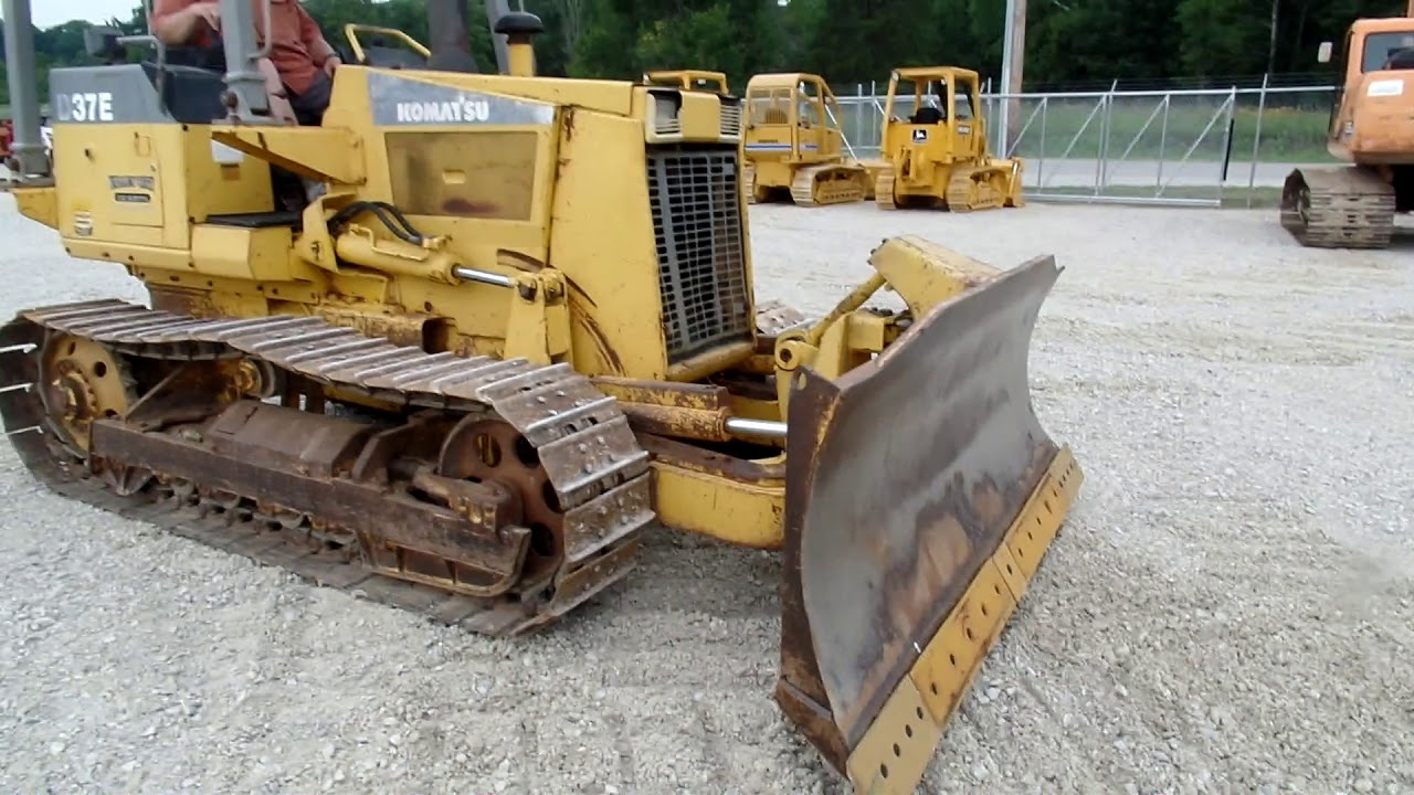 Best Small Dozer For The Money