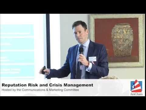 Reputation Risk and Crisis Management, Mar 24
