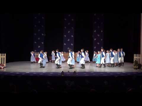 Vianočné vystúpenie 2017 - Malá Myjava (Autor videa: Petra Mitašíková PhD.)