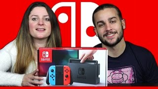 NINTENDO SWITCH UNBOXING : LE TEST COMPLET !