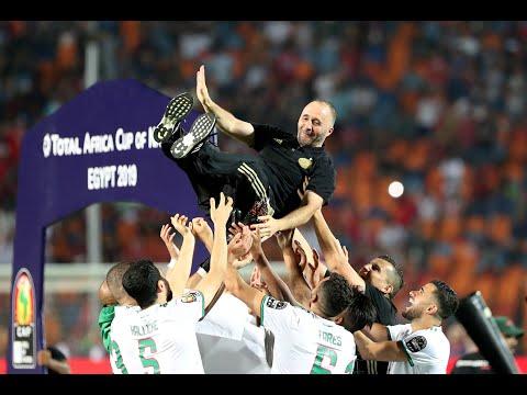 تابعوا معنا تغطية مباشرة لنهائي كأس أمم إفريقيا 2019 بين الجزائر والسنغال…  - 19:54-2019 / 7 / 19