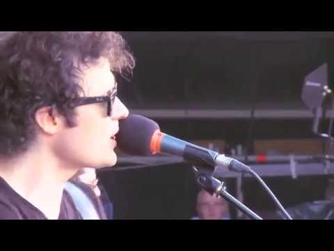 The Fratellis Live - For The Girl @ Sziget 2013