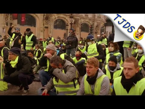 Why French Protestors Have 70% Approval From Citizens