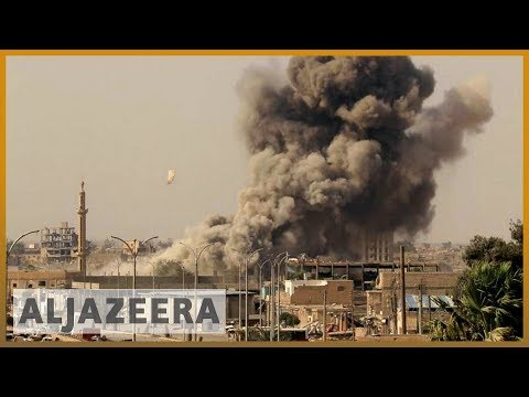 🇸🇾 Attacks flare in Syria, fears over chemical weapons use | Al Jazeera English