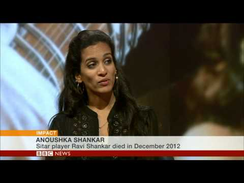 BBC World News - Anoushka Shankar talks to Lucy Hockings on Impact