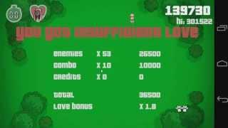 GTA V - iFruit app - Chop Park Level Gold Medal