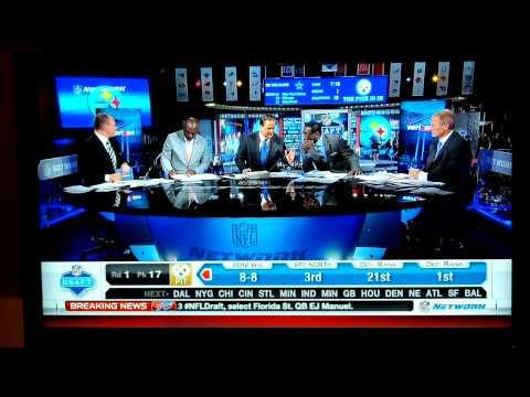 Buffalo Bills 2013 NFL Draft EJ Manuel