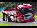 TOP 10 - As Scania P-310 Mais Top Brasil ! #2