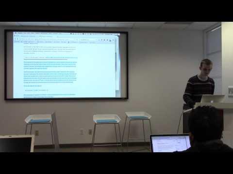 Blockchain U: Ethereum Vitalik Buterin Part 2