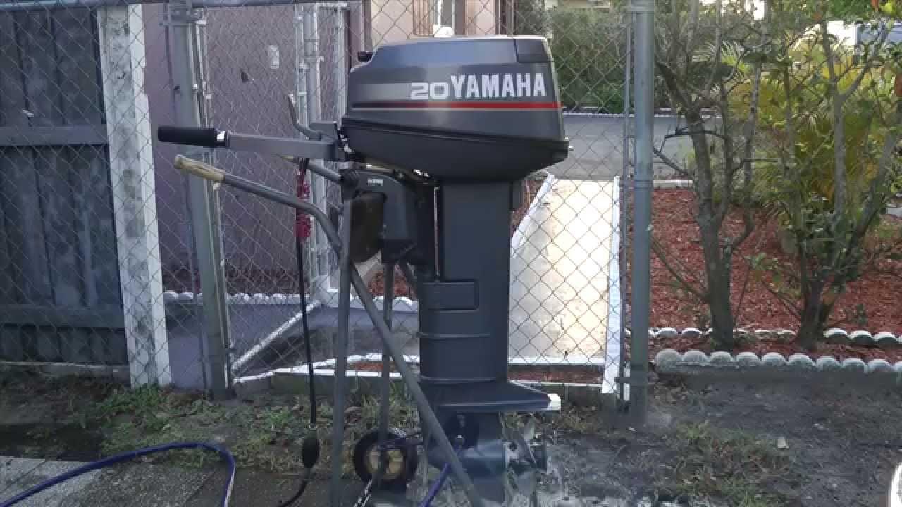Yamaha  Hp  Stroke Outboard