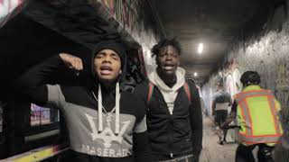 PAYSOGAMBINO X SACKLIFEKNOT - freestyle  (official music video)