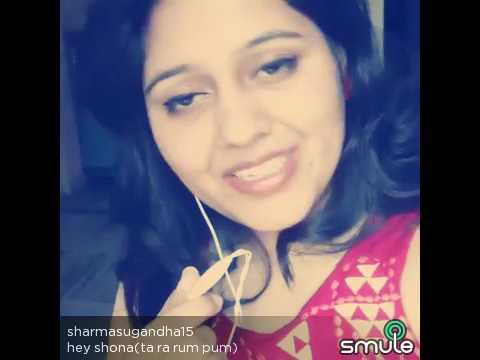 Hey Shona Cover Song by Sugandha