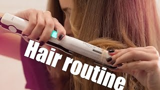 BEAUTY | My hair routine