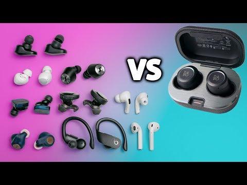 Update! B&O Beoplay E8 2.0 VS $100+ True Wireless Earbuds