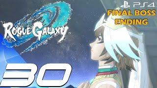 Rogue Galaxy PS4 - Gameplay Walkthrough Part 30 - Final Boss & Full Ending [1080p 60fps]