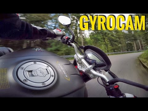 RAW Gimbal Onboard Sound | MV Agusta Brutale 800 | Chinchillo