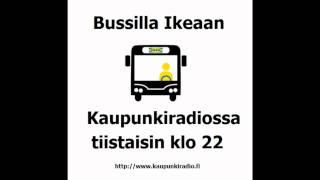 Bussilla Ikeaan / Pertti käy treffeillä