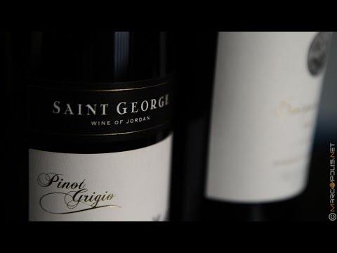 Overview of Jordan's wine industry (by Zumot - Saint George wines)
