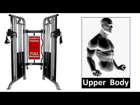 Functional Trainer Workout Routine