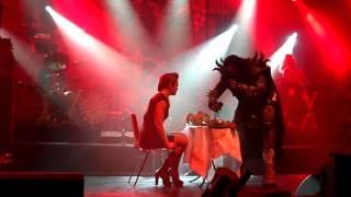 Lordi 27.12.13 @ Eisheilige Nacht Fürth (The Chainsaw Buffet)