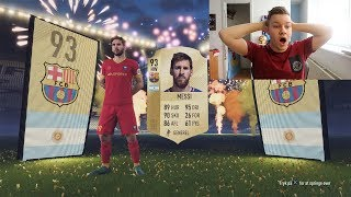 JEG PACKEDE MESSI!!! - DRAFT TIL GLORY #9