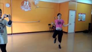 【Dance Tutorial】f(x)-Rum Pum Pum Pum 舞蹈教學03 by碗公
