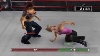 WWE RAW 2002 pc version. Walkthrough part 1.